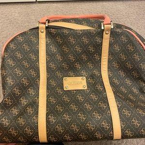 Guess duffel bag